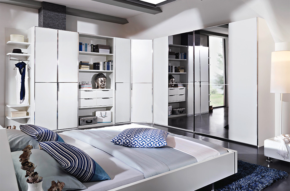 When Properly Designed And Constructed Fitted Wardrobes Provide Superb  Functionality And Architecture Elegance. Irrespective Of The Amount Of  Available ...
